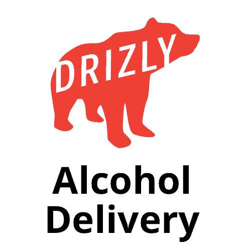 Local delivery available through Drizly