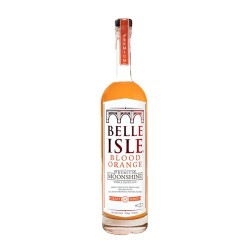 Belle Isle Blood Orange Premium Moonshine American Whiskey