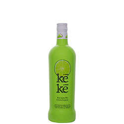 Keke Beach Key Lime Cream Liqueur