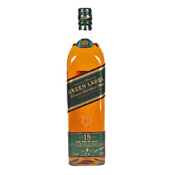 Johnnie Walker Green Label 15Yr Blended Scotch Whisky