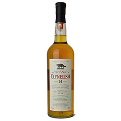 Clynelish 14Yr Single Malt Scotch