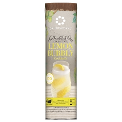Drinkworks Lemon Bubbly 4PK Tube
