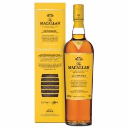 The Macallan Edition No 3 Single Malt Scotch