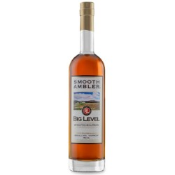 Smooth Ambler Big Level Wheated Bourbon American Whiskey