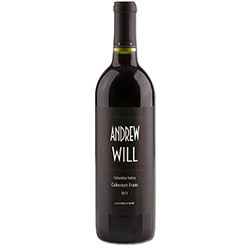 Andrew Will 2013 Cabernet Franc Wine
