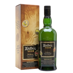 Ardbeg Drum The Ultimate Limited Edition Islay Single Malt Scotch Whisky