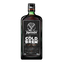 Jagermeister Cold Brew Coffee Herbal Liqueur