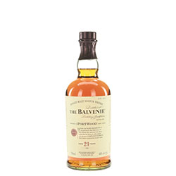 Balvenie 21Yr Single Malt Scotch