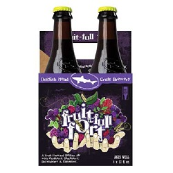 Dogfish Head Fruit-full Fort 4PK