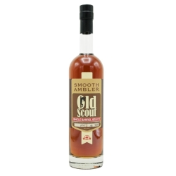 Smooth Ambler Old Scout Single Barrel Select 45.9% ABV 13Yr Straight Bourbon Whiskey