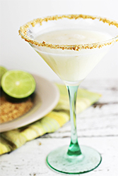 Code Key Lime Martini Recipe